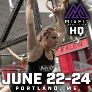 misfit athletics training camp at misfit hq
